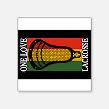 Lacrosse OneLove Sticker