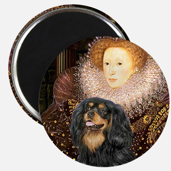 Queen & Cavalier (BT) Magnet