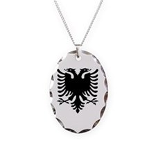 Albanian Eagle Necklace