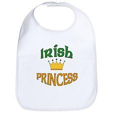Irish Princes Bib
