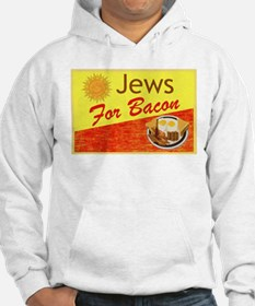 Jews For Bacon Hoodie