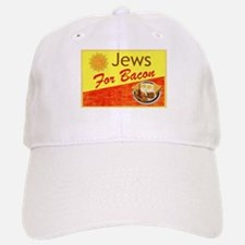 Jews For Bacon Baseball Baseball Cap
