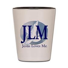 """""""Jesus"""" Shot Glass"""