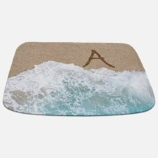 LETTERS IN SAND A Bathmat
