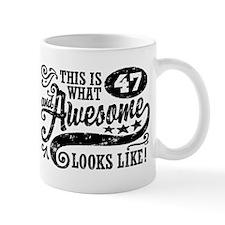 47th Birthday Mug