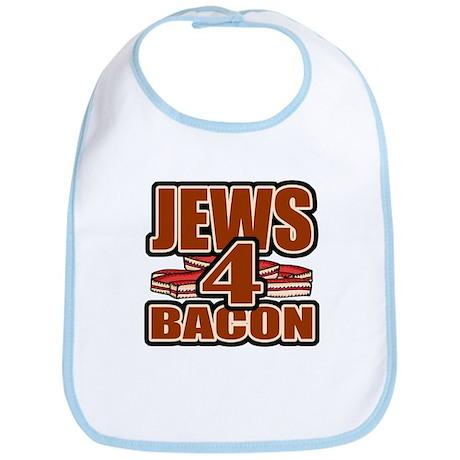 Jews For Bacon Bib