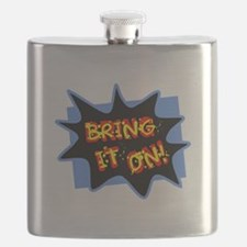Bring It On!/ Flask