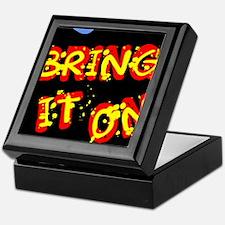Bring It On!/ Keepsake Box