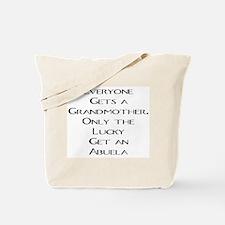 Abuela Tote Bag
