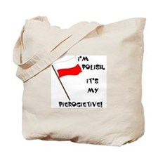 Pierogietive Tote Bag