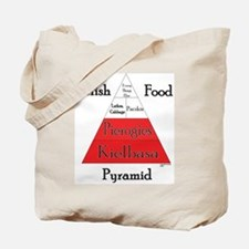 Polish Food Pyramid Tote Bag