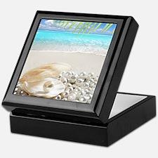 Pearls Keepsake Box