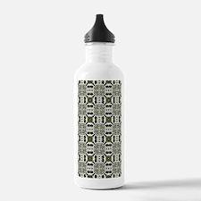 Knot Pattern Water Bottle