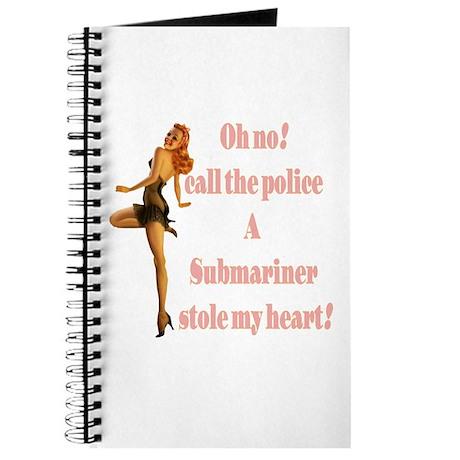 oh no submariner Journal
