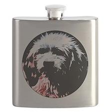 Dog # 20 Flask
