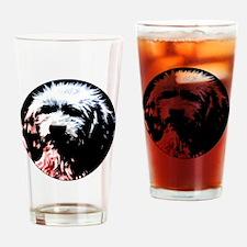 Dog # 20 Drinking Glass