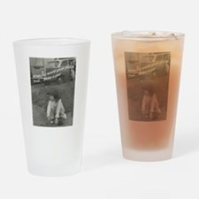 Mud Pie Drinking Glass