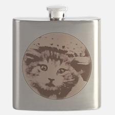Kitty Gal Flask