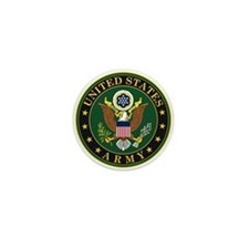 U.S. Army Symbol Mini Button (10 pack)