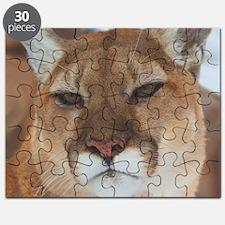 Big Faced Cougar Puzzle