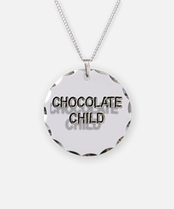 CHOCOLATE CHILD Necklace