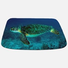 Ocean Turtle Bathmat
