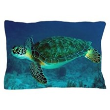 Ocean Turtle Pillow Case