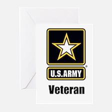 U.S. Army Veteran Greeting Cards