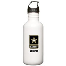 U.S. Army Veteran Water Bottle