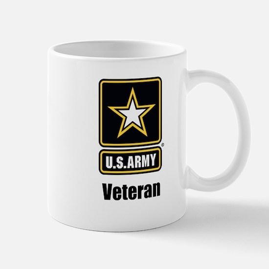 U.S. Army Veteran Mugs