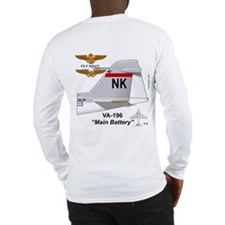 Funny A6 intruder Long Sleeve T-Shirt