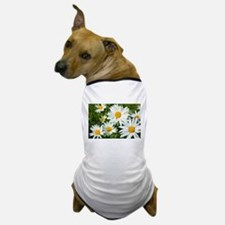 Summer daisies Dog T-Shirt