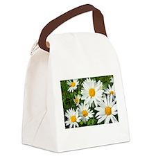 Summer daisies Canvas Lunch Bag