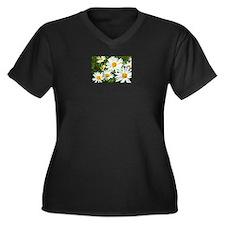 Summer daisies Plus Size T-Shirt