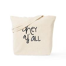 Hey Yall-01 Tote Bag