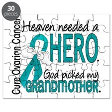 Ovarian Cancer Heaven Needed Hero 1.1 Puzzle