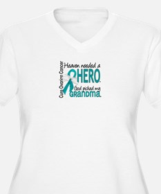 Ovarian Cancer He T-Shirt