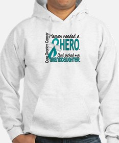 Ovarian Cancer Heaven Needed Her Hoodie