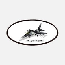 F-16C 18th AGRS Patches