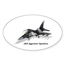 F-16C 18th AGRS Decal