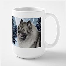 Keeshond Mugs