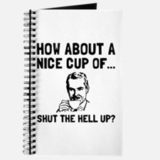 Cup Of Shut Up Journal