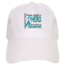 Ovarian Cancer Heaven Needed Hero 1.1 Cap