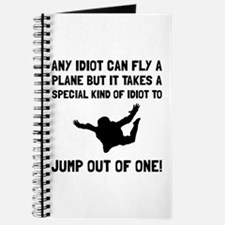 Idiot Skydiving Journal