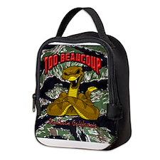 Cute Beaucoup Neoprene Lunch Bag