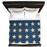 American flag King Duvet Covers