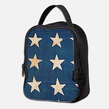 Stars Neoprene Lunch Bag