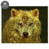 Kids wolf Puzzles