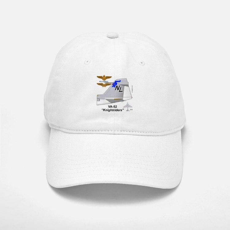 A-6 Intruder Va-52 Knightsquare Car Baseball Baseball Cap