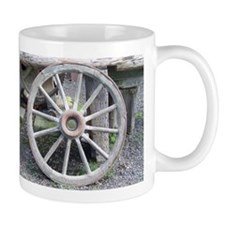 Wagon Wheel Mugs